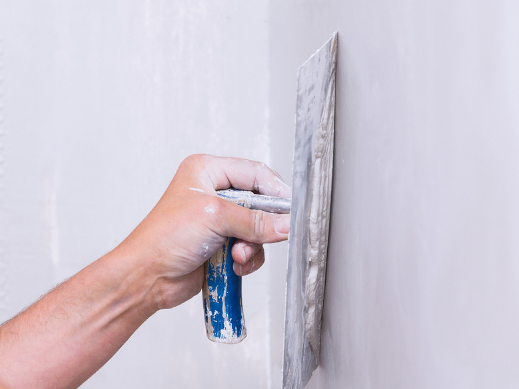 Patch Up That Damaged Drywall